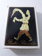 jeu de cartes BALLET PETROUCHKA ,OPERA DE PARIS ,baptiste paul grimaud (cpnb1)