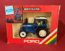 1984-86 Britains Ford 7710 Tractor No9523 NMIB