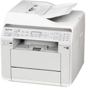 Panasonic DP-MB310 A4 A5 Laserdrucker Drucker Scanner Fax Netzwerk Lan Duplex