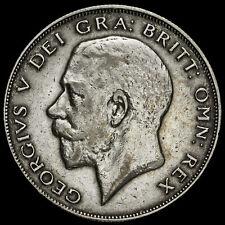 More details for 1925 george v silver half crown, scarce