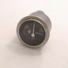 "AC Amperes Gauge - Amp Gauge (-20 to +20) Analog (2"" Cut Out - 2-1/4"" w/ Bezel)"