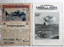 The Illustrated London News: Jan 23rd 1915, Soissons, Falkland Islands, Africa..