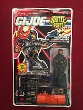 VINTAGE  GI JOE Battle Corps Headhunter Stormtrooper SEALED on CARD