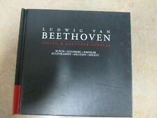Ludwig Van Beethoven - Spring & Kreutzer Sonatas 3 CD and book set