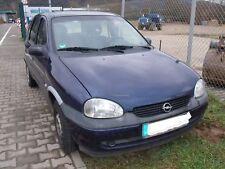OPEL CORSA B 1.2 16V, blau, Bj. 1999, 208780 km, Motorschaden