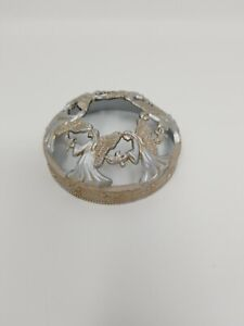 Yankee Candle Metal Christmas Angels Lid Topper