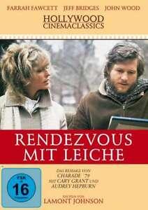 Rendezvous mit Leiche [DVD/NEU/OVP] Farrah Fawcett, Jeff Bridges, John Wood, Tam
