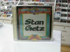 STAN GETZ CD SPANISH LOS 60 DE LOS 60.  1989 CLUB EDITION