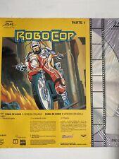 Pelicula LaserDisc Robocop