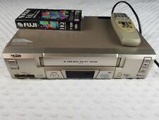 Sanyo VWM-700 VHS VCR Player