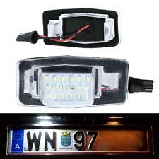LED Kennzeichenbeleuchtung Leuchte Mazda 323 Protege MX-5 Miata MPV Tribute R02