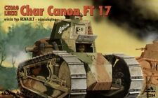 RPM 1/72 CHAR CANON Renault FT-17 CON RENAULT Torretta #72204