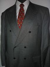 BRIONI Mod. AURELIO LODENFREY Luxus elegant Anzug business Gr. 57 /56-58 XL