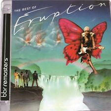 ERUPTION - THE BEST OF ERUPTION (REMASTERED + EXPANDED EDITION)  CD NEUF