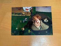 Pam Ferris Aunt Marge Harry Potter COA autographed signed 6x8 photo