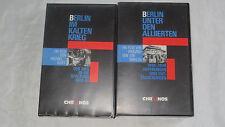 2 VHS Berlin unter den Alliierten 1949-1961 + Berlin im Kalten Krieg 1945-1949