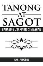 Tanong at Sagot : Bahaging Usapin Ng Simbahan by Junes Almodiel (2012,...