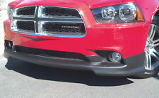 Dodge Charger 2012 13 Viper Urethane Front Lip  Body Kit
