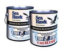 Tuff Stuff Marine Epoxy Primer, 1/2 Gallon Kit, Sea Hawk Paints