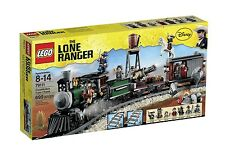 LEGO 79111 - The Lone Ranger - CONSTITUTION TRAIN CHASE Factory Sealed