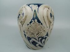 Moorcroft Florianware Art Nouveau Pottery Iris Vase - Macintyre - Art Pottery PT