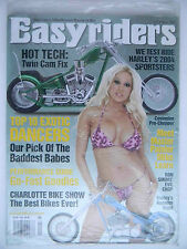 New Easyriders May 2004,Mike Learn,Ron Simms,Frailey's Rounder Rigid,Sexy Poster