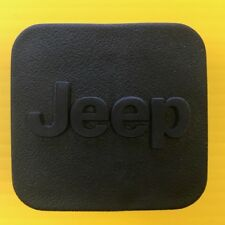 "1 1/4"" JEEP Trailer Hitch Receiver Cover Plug"