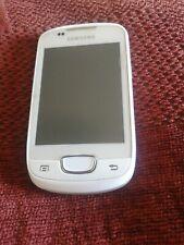 Samsung Galaxy Mini GT-S5570I - Chic White (Unlocked) Smartphone