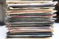 "Job Lot Bundle 5 x 7"" Various 60s / 70s / 80s Vinyl Singles Upcycling Crafts"