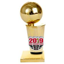 Toronto Raptors 2019 NBA Champions Trophy Paperweight by Foco