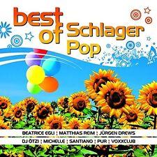 BEST OF SCHLAGER POP -MATTHIAS REIM , JÜRGEN DREWS ,VOXXCLUB  CD NEU