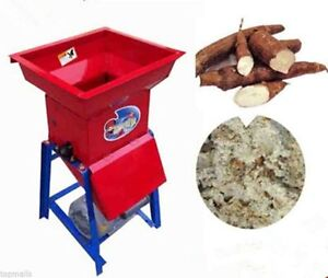 Commercial Potato Grinding Machine Cassava Grinder Fresh Lotus Root Grinder