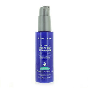 Lanza Ultimate Treatment Power Booster Moisture Additive 100ml NEW FASTSHIP