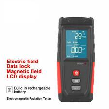 Elektromagnetische EMF Meter Strahlungsdetektor Tester Strahlenmessgerät CE