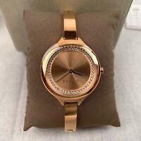 Esprit Women's Watch Quartz Rose Gold Stainless Steel Strap Analogue ES108322003