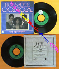 LP 45 7'' HOT SAUCE Conga Pupett 1977 france CARISSIMA 2097 907 no cd mc dvd