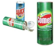 New MM 34-142 Stash Can Comet Cleaning Powder Look Security Safe Hiding Place