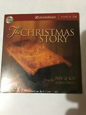 The Christmas Story Audio Cd From The NIV & KJV audio Bibles Jay Charles NEW