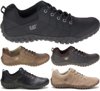 CAT CATERPILLAR Instruct Leather Sneakers Casual Athletic Shoes Mens All Size