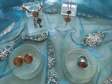 Rare Dolce & Gabbana 4-piece 'Flower Child' jewellery set