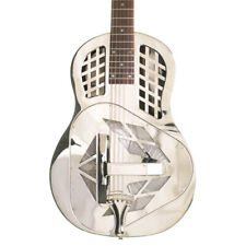 More details for recording king rm-991 tri-cone resonator acoustic guitar