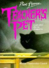 Teacher's Pet (Point Horror Paperback),Richie Tankersley Cusick