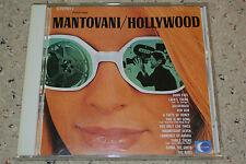 Rare Mantovani Japan CD-Hollywood