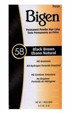 BIGEN #58 BLACK BROWN