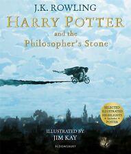 Harry Potter et le Philosopher's Stone: Illustrée Edition par J.K.Rowling