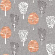 Arthouse Paste The Paper Wallpaper Retro Tree Orange 902400 Full Roll