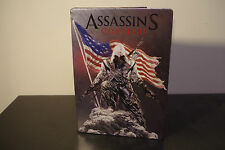 Assassin's Creed III  (Xbox 360, 2012) Tested / Special Ed Steelbook
