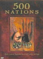 500 Nations 0012569457720 With Patrick Stewart DVD Region 1