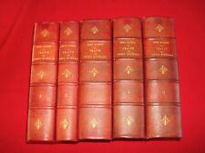 Traité de CHIMIE MINERALE par Henri MOISSAN 5/5 1904 Métalloides Métaux