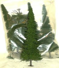 HO O G SCALE TRAINS GREEN PINE WINTER TREES 1438